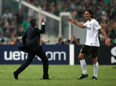 Zlatan Ibrahimovic LOVES Jose Mourinho [Top 10 quotes]